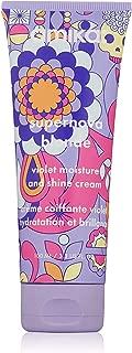 amika Supernova Blonde Violet Moisture and Shine Cream, 3.3 Fl Oz
