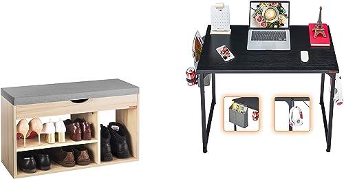 popular Mr IRONSTONE Shoes discount Bench lowest & Computer Desk sale