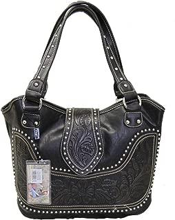 montana west black purse