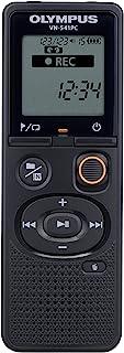 Olympus VN-541 PC hoogwaardig digitaal dicteerapparaat met omnidirectionele microfoon, one-touch-opname, ruisonderdrukking...