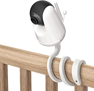 Universal Baby Monitor Mount for VAVA Baby Monitor - Versatile for Any Other Cameras with 1/4 Screw Twist Holder Without T...