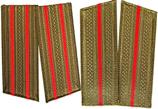 2 Sets of Soviet USSR Russia Army Air Force Police ORIGINAL Shoulder Boards Epaulets