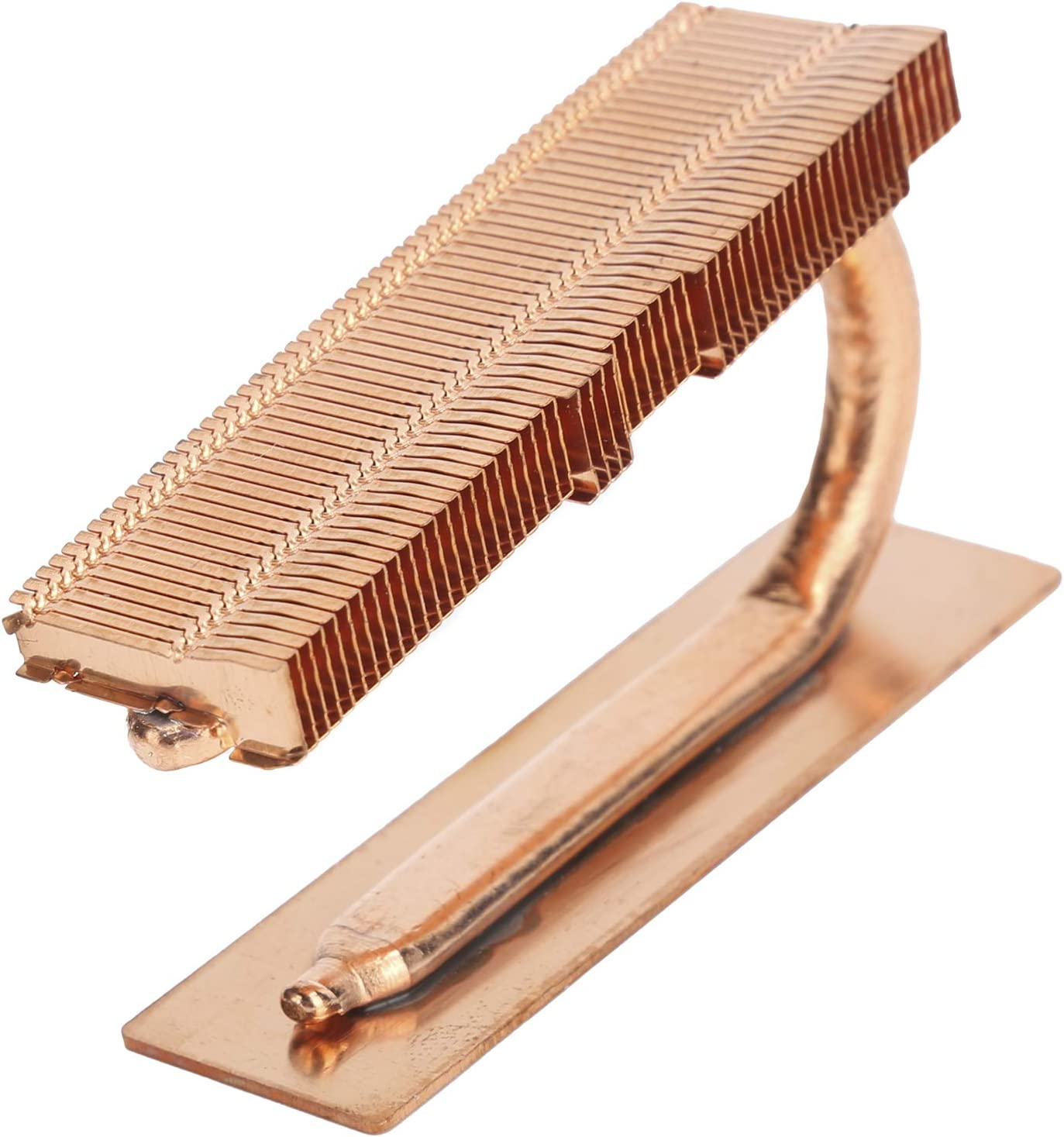 SSD Radiator Single 5 popular Tube Hard Award-winning store Cooling Copper Disk Red