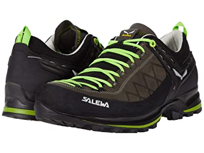 SALEWA Mountain Trainer 2 L (Smoked/Fluo Green) Men