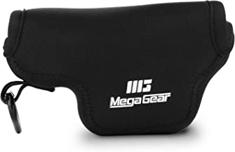 MegaGear Ultra Light Neoprene Camera Case Compatible with Leica D-Lux 7, D-Lux (Typ 109)