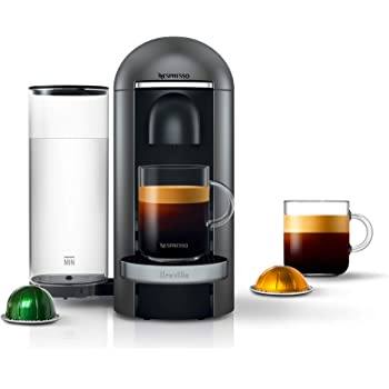 Nespresso VERTUOLINE Capsule Container TANK WITH LID fits Nespresso or Breville