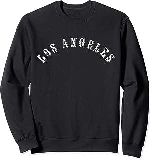 Los Angeles Sweatshirt LA California Vintage Look Pullover