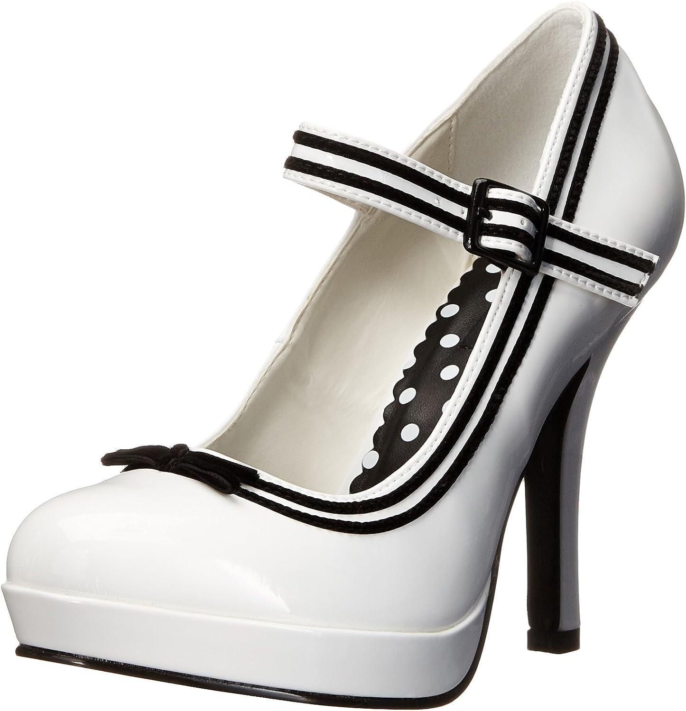 Pinup Couture Womens Sec15 Wpt Dress Pump