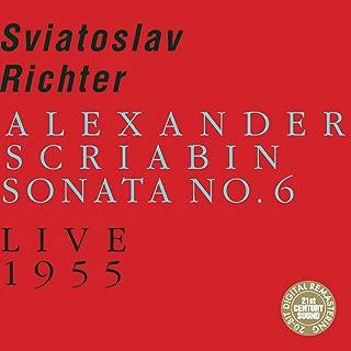 Best scriabin sonata no 6 Reviews
