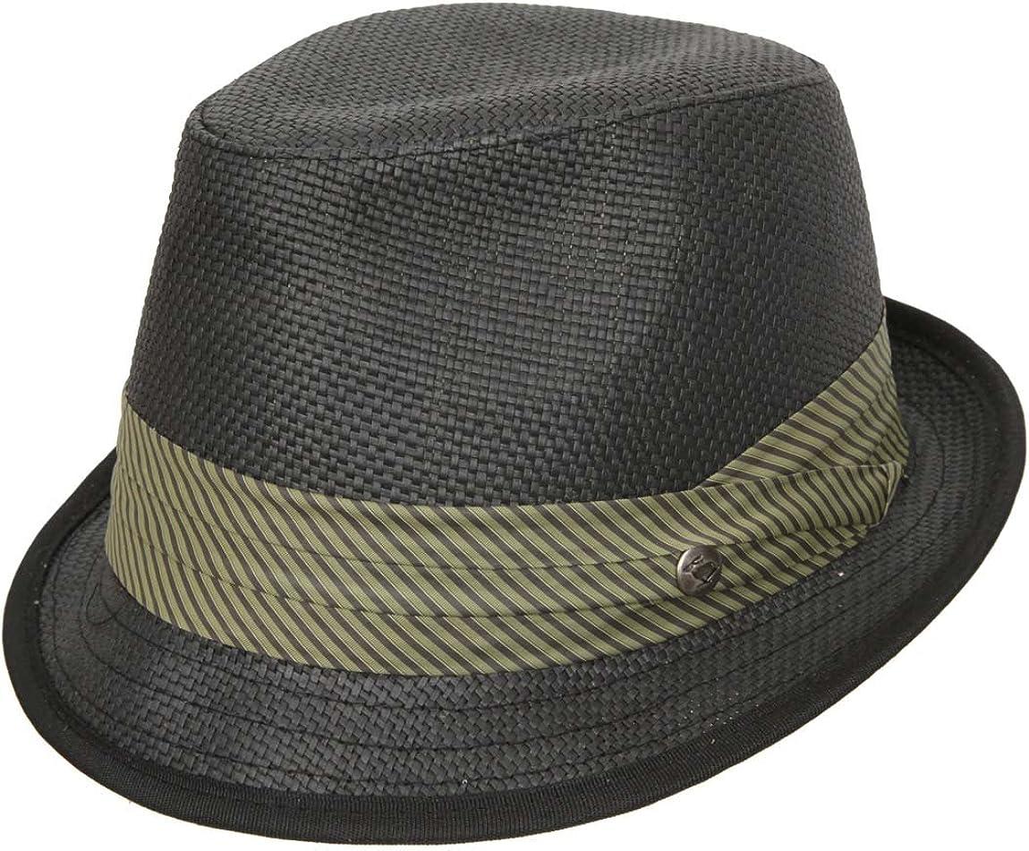 Peter Grimm Birmingham Black Fedora Hat One Size