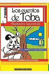 Los cuentos de Toba (Cuentos de Toba y Fuz nº 2) (Spanish Edition) Kindle Edition