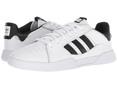 adidas Skateboarding VRX Low (White/Black/White) Men