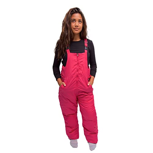 Snowsuits for Kids Youth Girl s Insulated Bib Snowpants eb3348a11