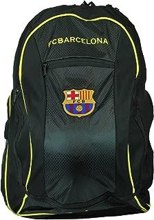 FC Barcelona Backpack School Mochila Bookbag Cinch Shoe Bag Official Messi 10