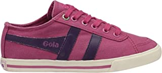 Gola Kids Quota Canvas Low-Top Fashion Sneakers