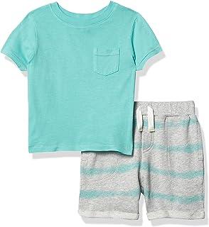Splendid boys RNS1392 Baby and Toddler T-Shirt Set