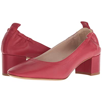 Summit by White Mountain Vittoria Heel (Red Leather) Women
