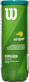 Wilson US Open Tournament Tennis Ball - 3 Ball Can