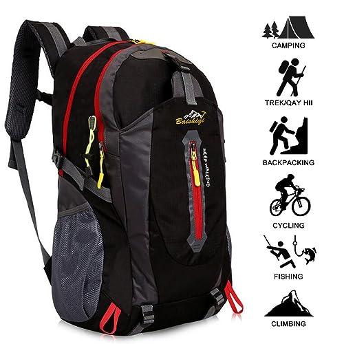 ea524296d122 Baishiqi 40L Lightweight Hiking Backpack
