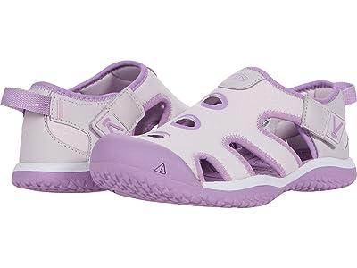 KEEN Kids Stingray (Little Kid/Big Kid) (Lavender Fog/African Violet) Girl