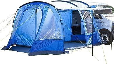 Skandika Waterproof Aarhus Unisex Outdoor Minivan Tent Available in Blue - 2 Persons