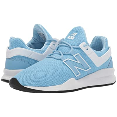New Balance Classics 247Dv2-USA (Summer Sky/White) Women