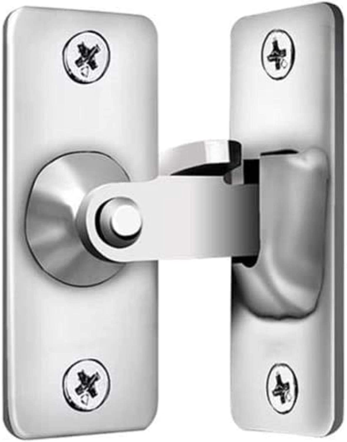 Quality inspection SHENGLI 90 Degree Spasm price Solid Door Latch Bolt Locks Stainless Sl Steel