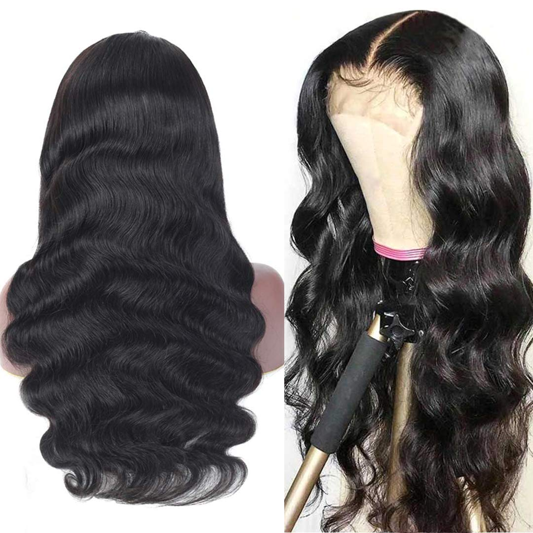 Lace Closure Wigs Special Tampa Mall price Human Hair 4x4 Body Wave Wig