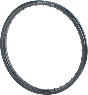 D.I.D 21X160VB01T Dirt Star Black 1.60x21 OEM Profile Front Rim