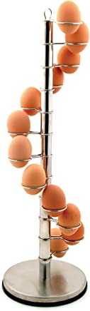 Preisvergleich für Cooking Marvellous Eddingtons Spiral Eierständer für 12 Eier