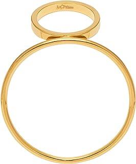 Maria Francesca Pepe 镀金环状戒指
