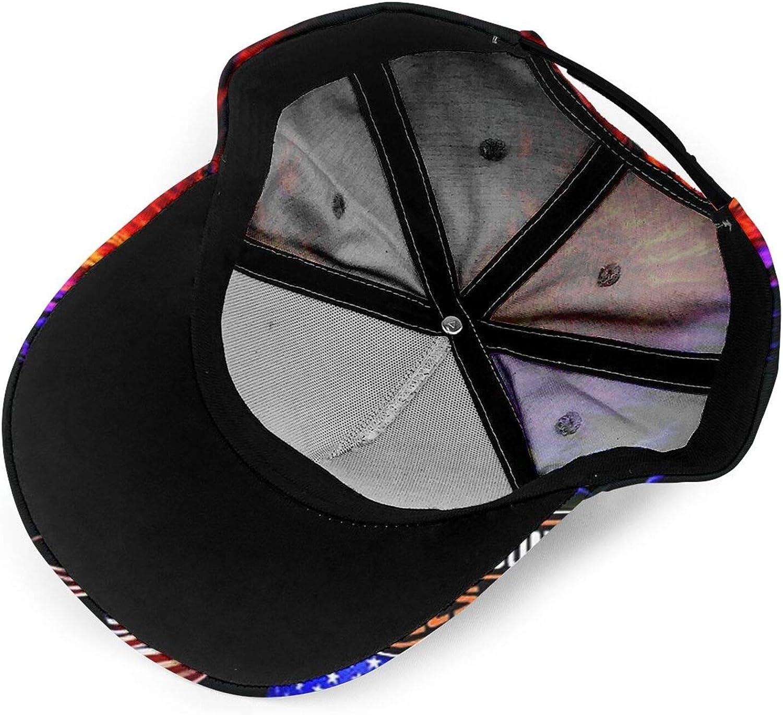 Unisex Lightweight Adjustable Twill Curve Brim Baseball Cap
