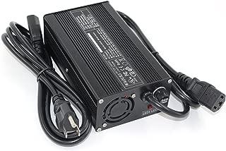 72V 3A Charger 82.8V Lead Acid Battery for 72V Lead Acid Battery Smart Charger with Cooling Fan