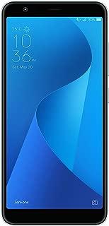 ASUS ZenFone Max Plus ZB570TL-MT67-3G32G-BL - 5.7 1920x1080-3GB RAM - 32GB storage - LTE Unlocked Dual SIM Cell Phone - US Warranty - Silver