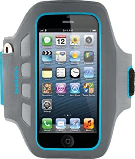 Belkin EaseFit Plus Armband for iPhone 5 / 5S / 5c / SE (Blue)