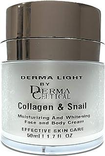 Vitamin C Carrot Bleaching Face Body Cream Skin Whitening Moisturizing Body