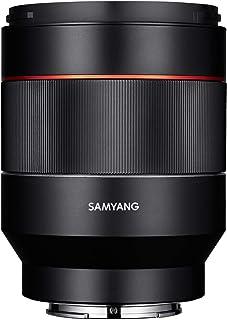 Samyang AF 50 mm F1.4Autofocus Lens for Connecting to Sony E-Mount Black 8025