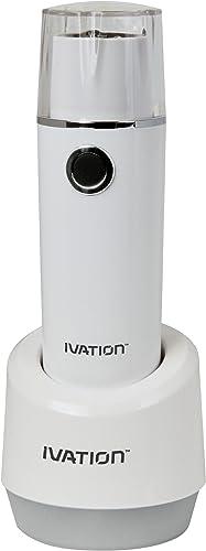 new arrival Ivation Emergency Power Failure 6-LED Light & Torch - Multipurpose: Power popular Failure Light, Handheld Rechargable Flashlight & Light Sensing Night outlet online sale Light online sale