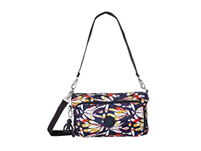 Kipling Myrte Convertible Crossbody Bag (Retro Floral) Handbags