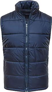 Evoga Smanicato Piumino Uomo Comfort Invernale Casual Impermeabile
