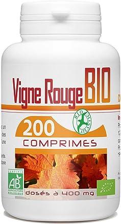 Vigne Rouge Bio - 400mg - 200 comprimés