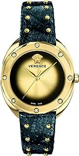Versace - Reloj de pulsera para mujer Shadov VEBM01018