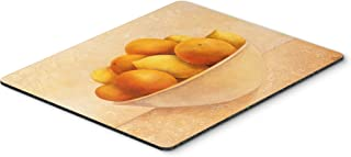 Caroline's Treasures Oranges & Lemons in a Bowl Mouse Pad, Hot Pad or Trivet, Multicolor (BABE0085MP)