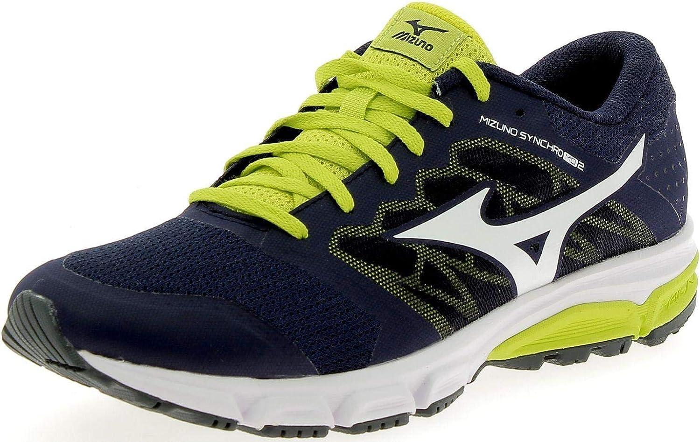 Mizuno - Mizuno Synchro MD 2 shoes Sportive men blue - bluee, 6.5