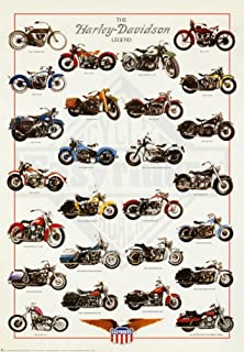 Best harley and the davidsons motorcycle legends Reviews