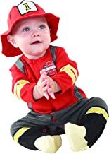 Baby Aspen, Baby Firefighter Themed Gift Box, Baby Firefighter, Newborn Halloween Costume, 0-6 Months