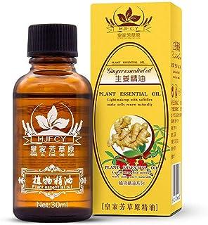 Aceite de Jengibre para Masaje Luckyfine 100% Natural