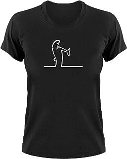 #2 La Linea Lui Cartoon Fun T-shirt culte