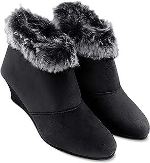 Black Women's Boots: Buy Black Women's