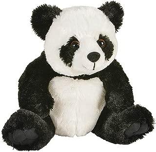 Wildlife Tree 8 Inch Panda Bear Stuffed Animal Floppy Plush Species Collection